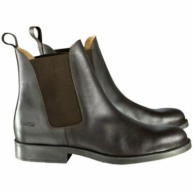 Horze | Classic Leather Jodhpur Boots