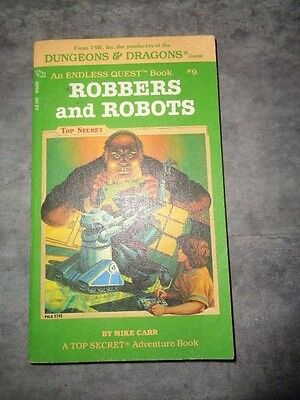 Dungeons & Dragons Book #9 Robbers and Robots