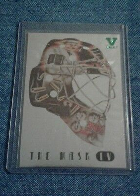 In The Game Hockey - Goalie Mask Cards- Lot of 6