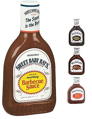 Sweet Baby Rays BBQ Sauce:Several Varieties!! Pick & Choose!! Free World Ship!!