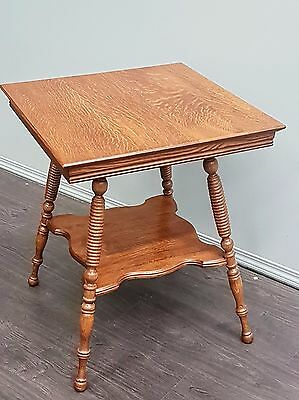 Canadian Oak Parlor Table