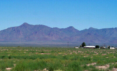 Columbus/Deming/Las Cruces, NM - 10+ Acre Ranch - Buildable - ON County Road