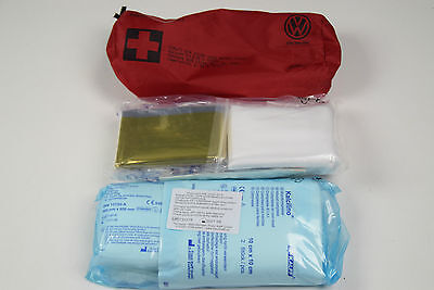 Original VW Verbandtasche 5K0860282 Verbandskasten first aid bag 2021-08