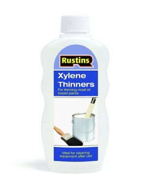 Rustins Xylene Thinner 300ml