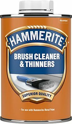 Hammerite Thinner & Brush Cleaner 1 Litre