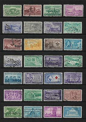USA - mixed collection No.53, early