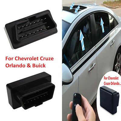 1xCar SUV Window Closer Remote Controller OBDII Tool For Chevrolet Cruze Orlando