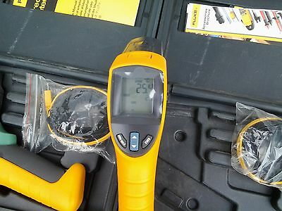Fluke 561 Infrared & Contact Thermometer