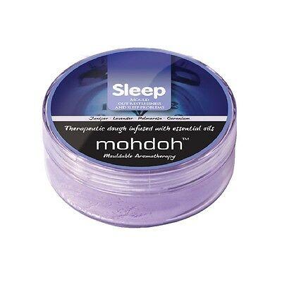 MOHDOH SLEEP THERAPEUTIC DOUGH INFUSED WITH ESSENTIAL OILS 50g