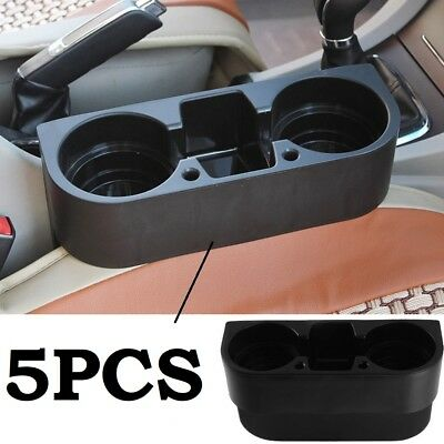 5PCS Universal Cup Holder Car Van Storage Drinking Bottle Can Mug Mount Stand UK