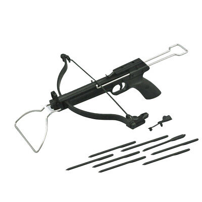 """ZY Toys 1:6 Scale Crossbow 8 Arrows Set Accessory Fit for 12"""" Action Figure"""