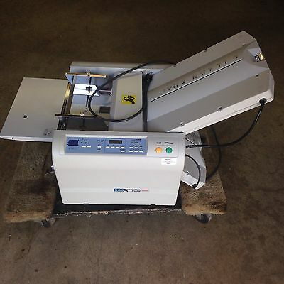 306A MBM Automatic Paper Folder, With Extras