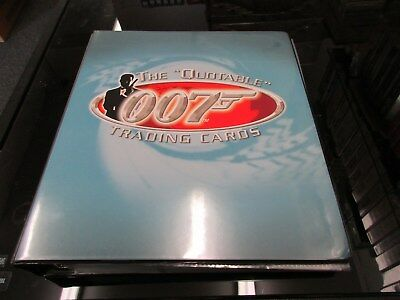 2004 The Quotable James Bond Complete Master Set Rittenhouse Archives