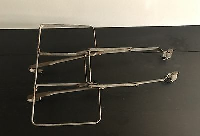 Vintage luggage rack moped ancien porte bagages mobylette moto cyclomoteur velo