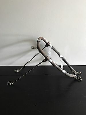Porte Bagages Moto Ancienne - Velo - Cyclo Vintage luggage rack moped