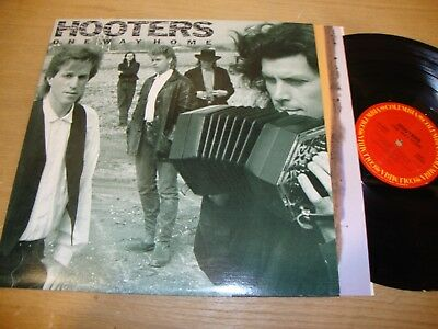 Hooters - One Way Home - LP Record  NM NM