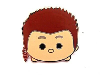 Disney Pin Tsum Tsum Star Wars Mystery Series 2 - Young Obi-Wan Kenobi [122506]