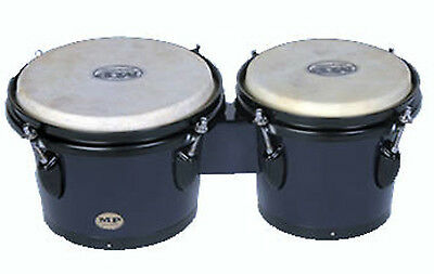 "Mano Percussion Tunable Bongos - 7"" and 8"" MP715-BL Blue"