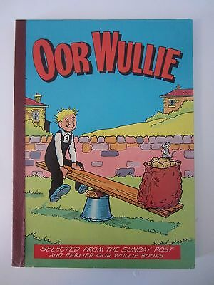 OOR WULLIE ANNUAL 1976 --  located in Dundee, hometown of publisher DC Thomson