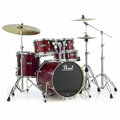 Pearl Export 5 PC. Drum Kit Shell Pack Natural Cherry EXL725PC246