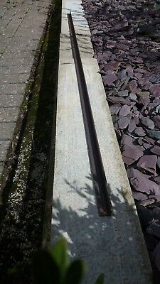 18 x  400mm lengthis 20mm angle iron, unused