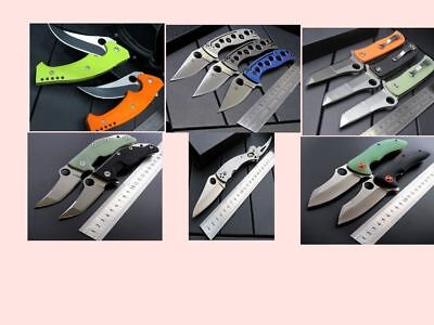 Tactical Folding Knife Camping Hiking Knives Climbing survival Outdoor Tools