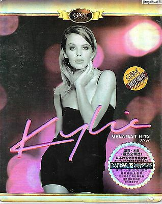 Kylie Minogue Greatest Hits 87-97 China DVD Sealed