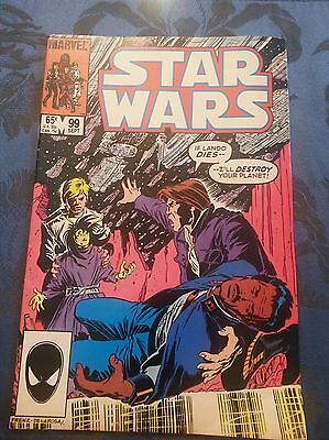 Star Wars!  Volume 1-#99, (1985): Touch of the Goddess! Estate sale item!!