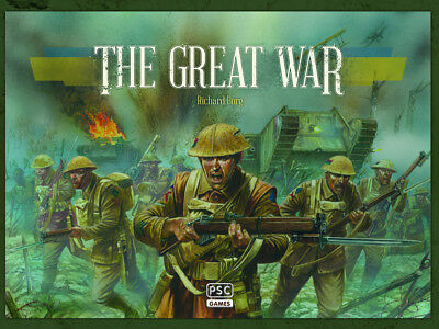The Great War Board Game by Plastic Soldier Company (PSC)