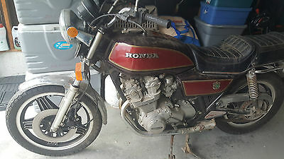 Honda: CB Two 1979 CB750's for sale as a package one is limited edition