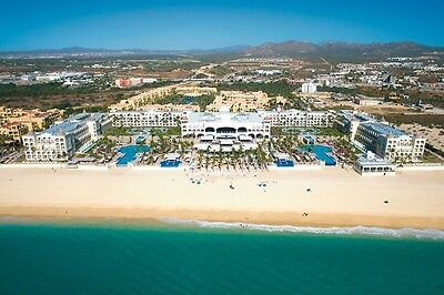 RIU PALACE CABO SAN LUCAS ALL INCLUSIVE VACATION - 10/13/2017 Weekend