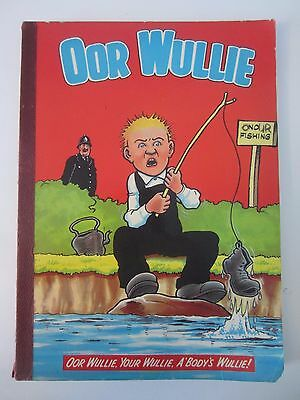 OOR WULLIE ANNUAL 1980 --  located in Dundee, hometown of publisher DC Thomson