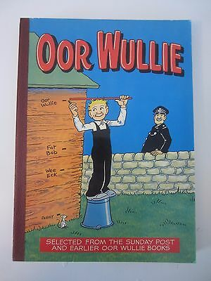 OOR WULLIE ANNUAL 1978 --  located in Dundee, hometown of publisher DC Thomson