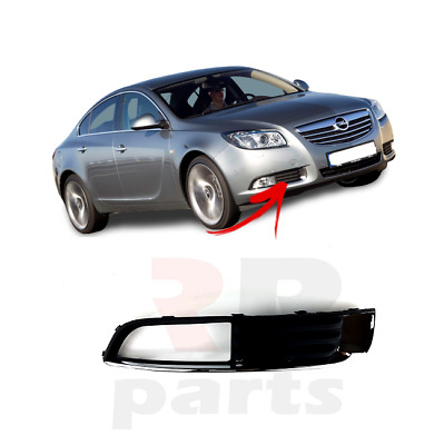 New Vauxhall Opel Insignia Fog Light Grille With Chrome Right O/s  2009 - 2014