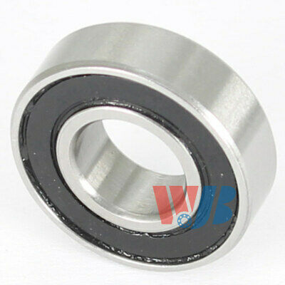 Stainless Steel Miniature Ball Bearing S698-2Rs 2 Rubber Seals Food Grade Grease
