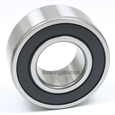 Ball Bearing 63205-2Rs-As2 With 2 Rubber Seals 02-04-2200 C0 Shell Alvania-S2