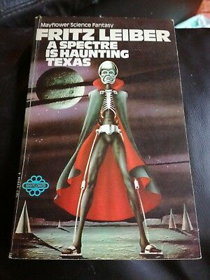 1971 Paperback A Spectre Is Haunting Texas Fritz  Lieber Science Fiction
