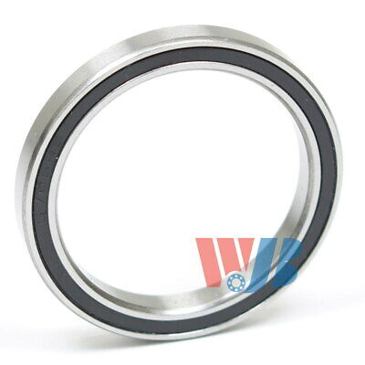 Ball Bearing Wjb 6705-2Rs With 2 Rubber Seals 25 X 32 X 4 Mm