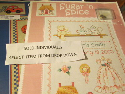 Sue Hillis Designs Special Occasions Cross Stitch CHART & CHARM(s)-Your Choice