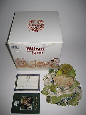 Lilliput Lane -1990 Convent In The Woods - Building - Handmade In England - #418