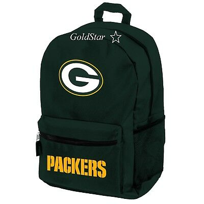 Green FOCO NFL Green Bay Packers 2015 Jersey Drawstring Backpack
