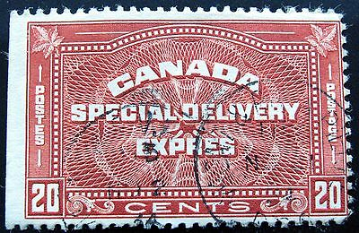CANADA – Sc #'s E5, E6 & E7 – 1932-39 – SPECIAL DELIVERY STAMPS - (July)