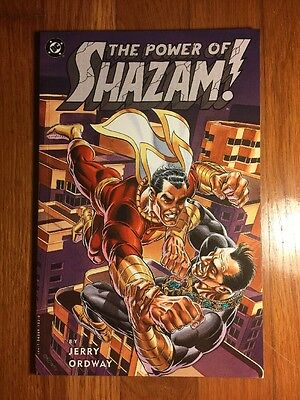Dc Comics The Power Of Shazam! Trade Tpb Graphic Novel