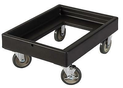 Cambro CD400110 UPC400 Food Carrier Dolly Black
