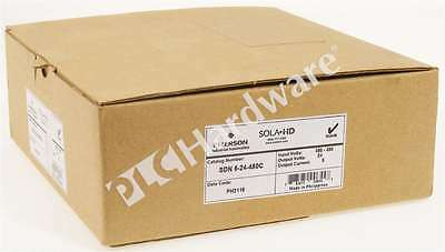 New Emerson SDN 5-24-480C SOLA Power Supply SDN-C Compact DIN Rail Series 24V 5A