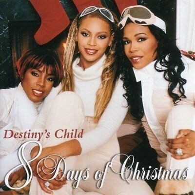 DESTINY'S CHILD - 8 Days Of Christmas CD *NEW & SEALED*