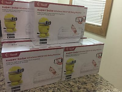 EasyN Super babe 960P baby monitor WIFI wireless IP camera