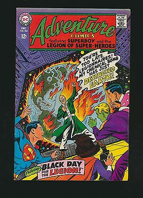 Adventure Comics #363, VF/NM, Newly Acquired Collection