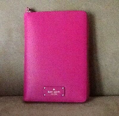 Nwt Kate Spade Zip Around Personal Organizer - Grove Street - Sweetheart Pink