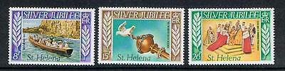STAMPS   St. HELENA  SILVER JUBILEE  (MNH)  lot A1127